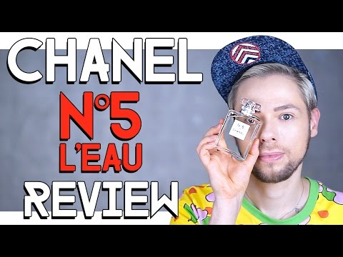 CHANEL N°5 L'EAU REVIEW