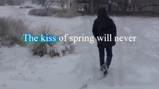 On The Coldest Winter Night - KARAOKE edited by Sophano