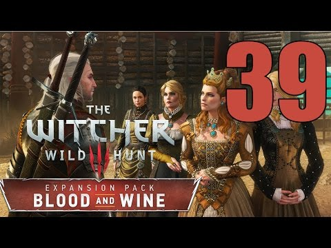 The Witcher 3: Blood and Wine - Gameplay Walkthrough Part 39: Dues in the Machina
