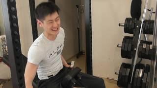どうしても 脚トレが嫌な Y村君の トレーニング thumbnail