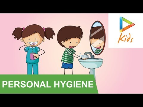 Personal Hygiene For Kids | Basic Rules Of Life | How To Live A Healthy Life
