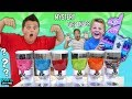 MYSTERY CANDY TOY DISPENSER ROULETTE GAME! FUN FUN FUN TOYS!