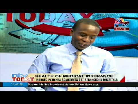 The health of medical insurance in Kenya