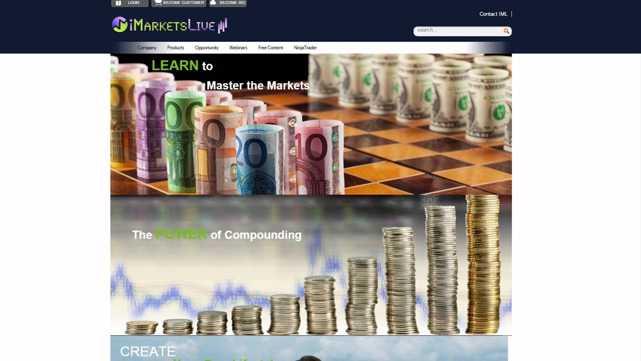 Iml I Markets Live Forex For Beginners Trading