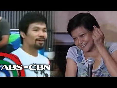 TV Patrol: Nora Aunor, may bwelta kay Manny Pacquiao