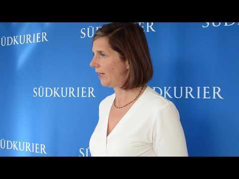 Katrin Göring-Eckardt im SÜDKURIER-Interview vor der Bundestagswahl