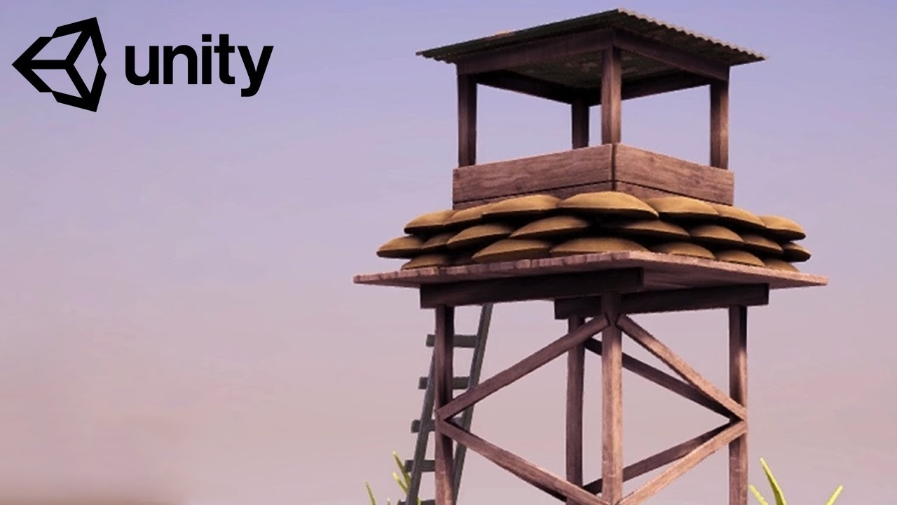 Houdini Engine with Unity: Creating a Digital Asset for Unity (2/3)