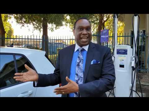 Sac-to-Zero and Envoy Launch Electric Car Share