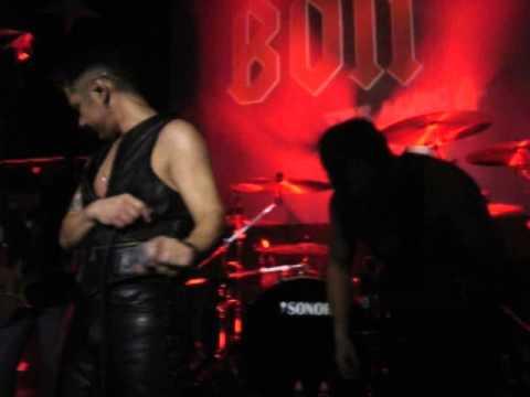 B.O.N The AC/DC Show 'Love Song' 05.12.2014 Berlin