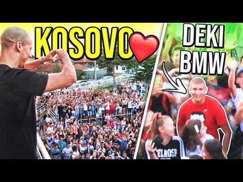 MOJ ODLAZAK NA KOSOVO - NALETEO NA DEKI BMW-A