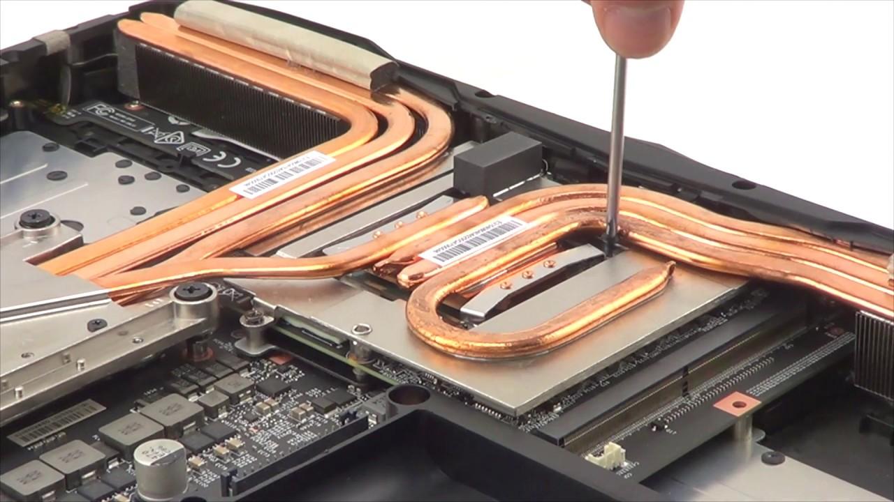 Successful MXM GPU Upgraded Laptops | NotebookReview