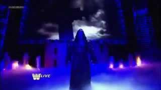CM Punk vs Randy Orton vs Big Show vs Sheamus (WWE RAW Old School, 04/03/13)