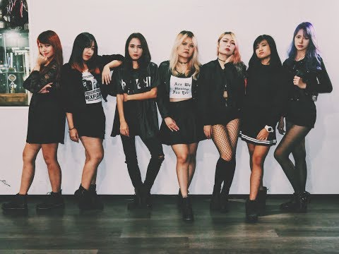 [Special Clip] Dreamcatcher(드림캐쳐) _ Lucky Strike DANCE COVER BY P'NUTZ