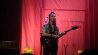 Sara Bareilles - Banter (before Come Round Soon) (8) @ Chicago - Brave Enough Tour