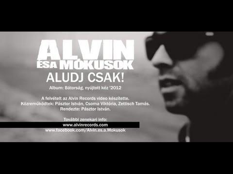 ALVIN ÉS A MÓKUSOK • ALUDJ CSAK • OFFICIAL VIDEO • 2013