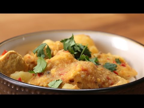 Devil's Curry (Spicy Southeast Asian–Style Curry)