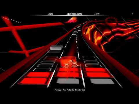 [Audiosurf] [Balloon Party #11] Foozogz  - New Fluttershy (Monster Mix)
