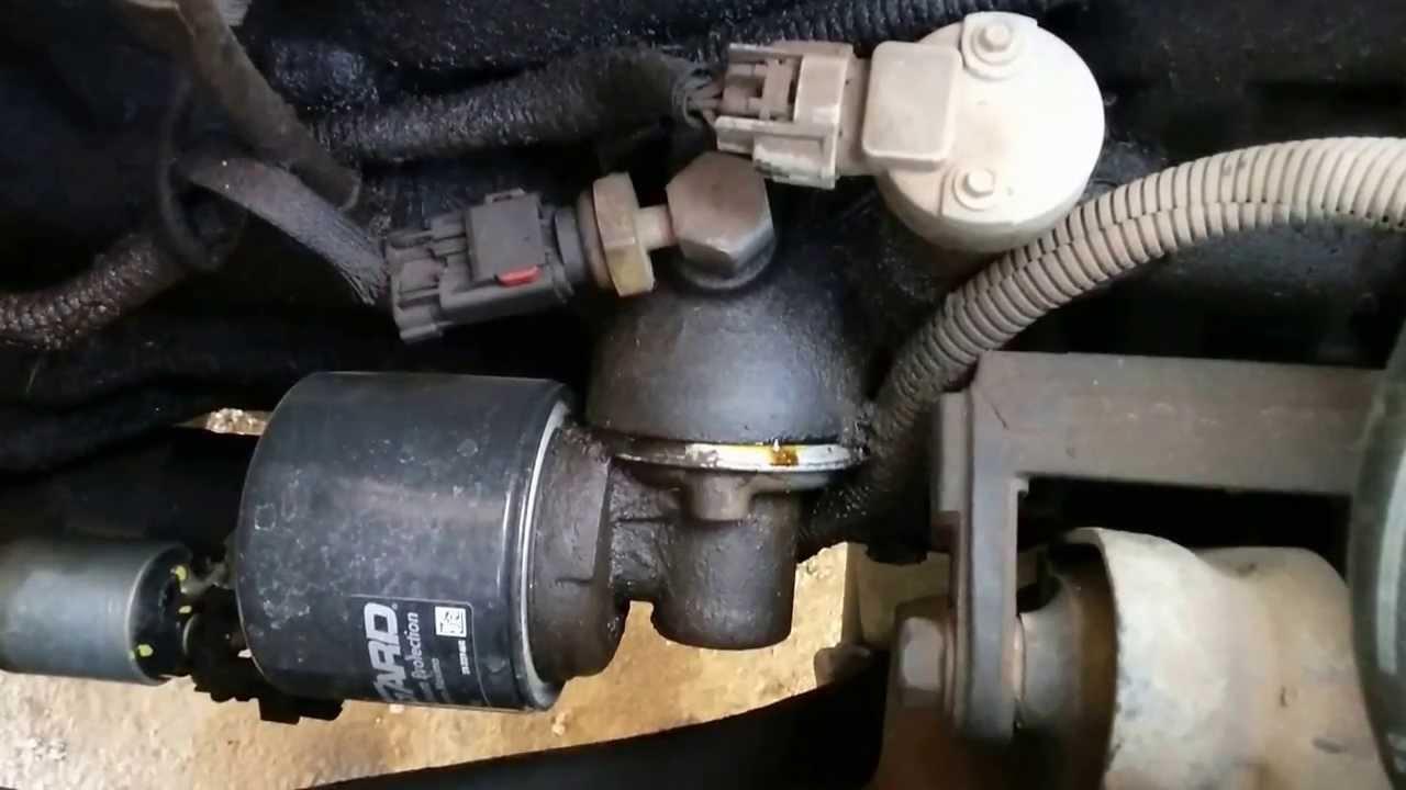 jeep cherokee oil leak [ 1280 x 720 Pixel ]