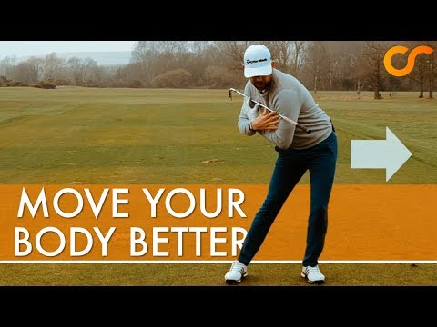 MOVE BETTER THROUGH THE GOLF SWING