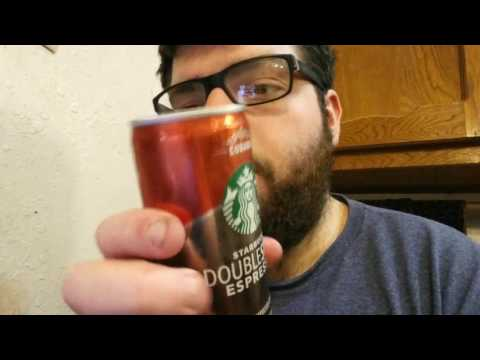 Deadcarpet Energy Drink Reviews - Cubano Starbucks Doubleshot Espresso Drink