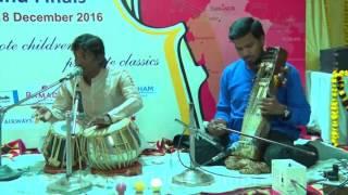 CVOI2016 - Senior Group Tabla - Consolation Prize - Sukanta Dongre (Bhubaneshwar)