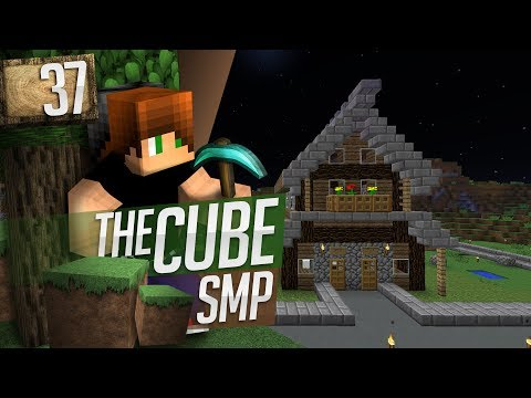 Minecraft: Cube SMP! Ep. 37 - The Podzol Shop