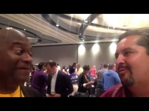 Abel Guillen Interview At SF Pride Breakfast