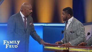 WHAT HE SAID... | Family Feud