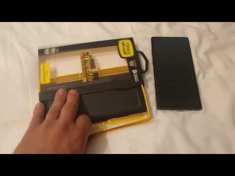 Otterbox Commuter Case for Samsung Galaxy Note 10 + Plus Review