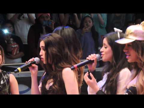 Fifth Harmony-Que Bailes Conmigo Hoy/Final Four