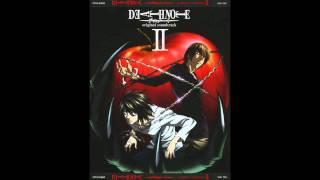Death Note Original Soundtrack 2 - 09. Kuroi Light