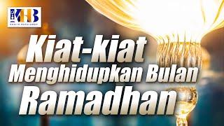 Download Video Kiat-Kiat Menghidupkan Bulan Ramadhan - Ustadz Khalid Basalamah MP3 3GP MP4