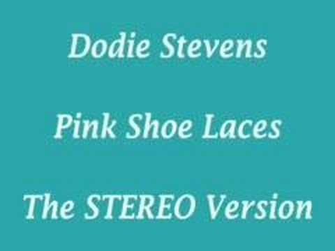 Dodie Stevens - Pink Shoe Laces - STEREO Version