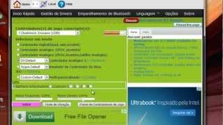 Como utilizar o Dualshock 3 no PC [DS3 Tool]