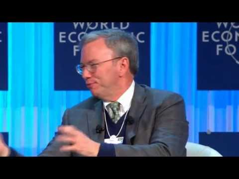 Davos 2012 - Can the Digital Revolution Deliver Jobs in the 21st Century?