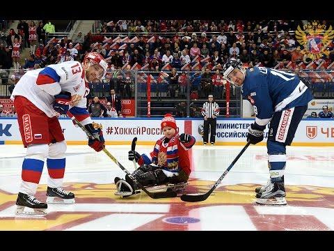 Хоккей России исполняет мечты. Артём Денисов