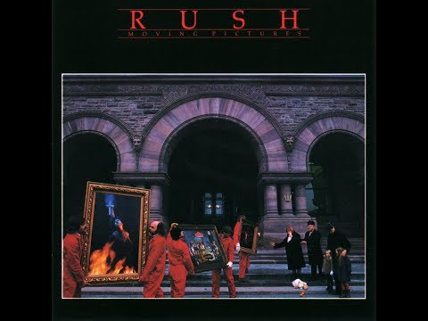 Rush - Moving Pictures (Full Album, 1981) HD