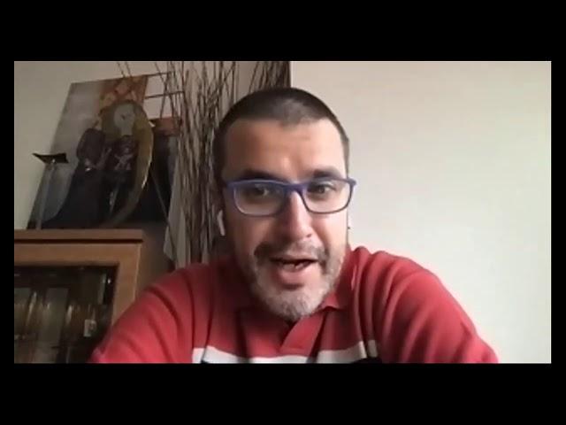 Oscar Lillo, portavoz del PP en el Ayuntamiento de San Vicente del Raspeig. Crisis Covid-19