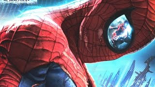 Spider-Man: Edge of Time All Cutscenes (Game Movie) 1080p HD
