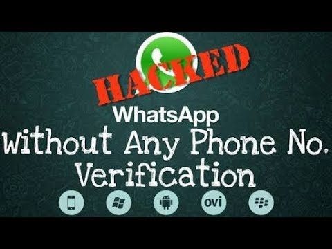 How to verify your whatsapp account with Email