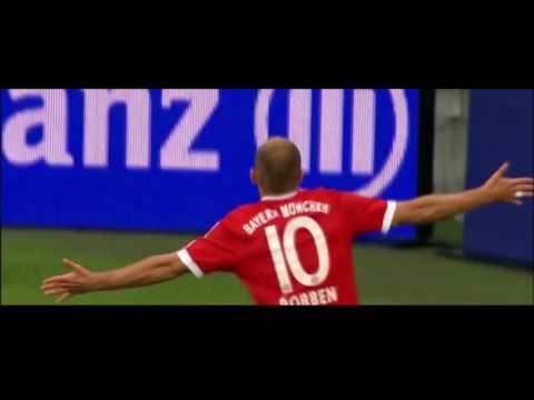 •Arjen Robben|ETERNAL LEYEND|•2016/17
