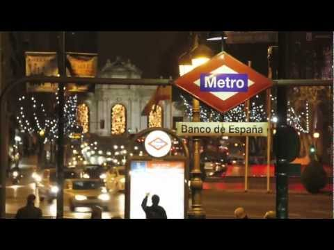 Teaser Metro Madrid Project