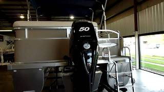 2011 Voyager 20 Sport Cruiser Pontoon Boat For Sale