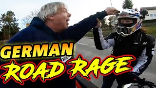 GERMAN ROAD RAGE Compilation 2021 | PaderRiders