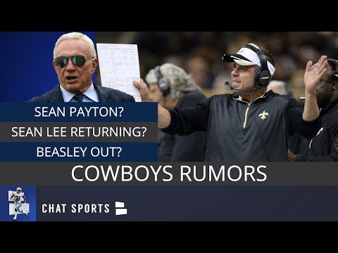 Cowboys Rumors & News: Cole Beasley Future, Earl Thomas, Sean Payton To Cowboys & Coaching Staff