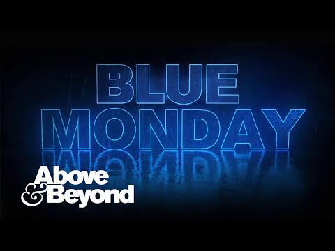 Above & Beyond - Blue Monday (Official Visualiser) [@Anjunabeats]
