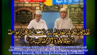 Download Qori' Indonesia H Muammar Z A Dan H Chumaidi Berduet 6 part 1.flv