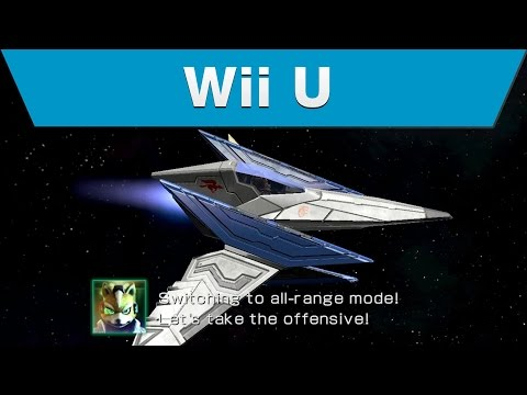 Wii U - Star Fox Zero E3 2015 Trailer (60fps)