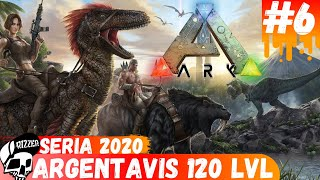 Oswajamy Argentavis na 120 lvl w ARK Survival Evolved PL | Seria 2020 #6 - Rizzer