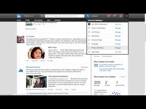 How to block and unblock people on LinkedIn